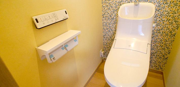 リフォームメニュー/トイレ