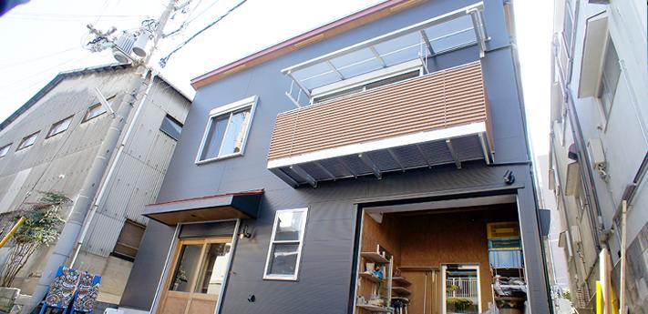 リフォームメニュー/外壁・屋根