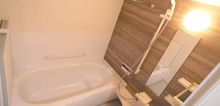 リフォームメニュー/お風呂