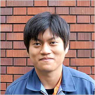 2017年1月入社 社員 東山 哲也