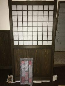 """女子更衣室に""""あの建具""""が!!!"""