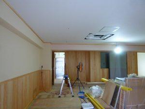 保育園改装工事、まもなく竣工です!