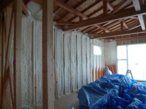 新築工事現場、進捗状況です!