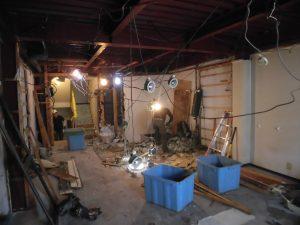 M邸改修工事