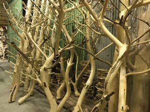 奈良県吉野にある材木屋さん