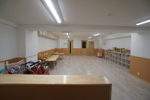 江坂保育園、竣工しました!