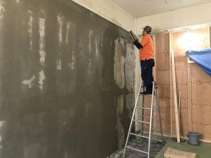 耐震補強工事と新規案件