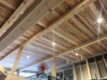H社様新築木造工場の進捗状況PART2